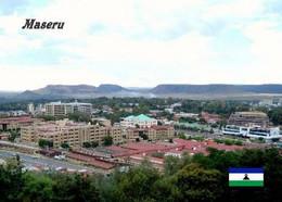 Lesotho Maseru Overview New Postcard - Lesotho