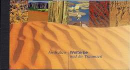1999 UNO Wien MH 0-4 **MNH  UNESCO-Welterbe: Australien - Markenheftchen
