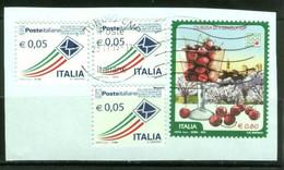 ITALIA - Ciliegia Vignola 2015 Su Frammento - 2011-...: Used