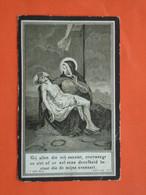 Appolline Braem - Rots Geboren Te Wytschaete ( Wijtschate ) 1848 En Overleden Te Messines ( Mesen )  1926   (2scans) - Godsdienst & Esoterisme