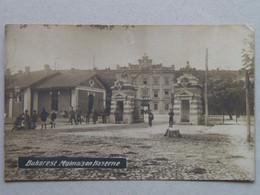Romania 801 Bukarest Bucuresti Bucharest Malmaison Kaserne Feldpost 1918 Soldatenheim Dresden - Roumanie
