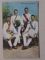 Romania 791  Bukowina Bukovina Bucovina Bauerntypen Feldpost 1916 - Roumanie