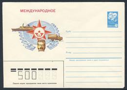 Soviet Unie CCCP Russia 1976 Brief Cover - International Post Transport - Post