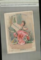 Semestriel Calendrier 1877  Chromo Illustration - Au Musée De Cluny NOUVEAUTES  PARIS 2021-Mai-1022 - Formato Piccolo : ...-1900