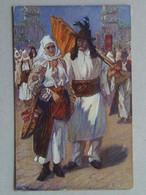 Romania 788  Bukowina Bukovina Bucovina Bauerntypen 1908 - Rumania