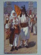 Romania 784  Bukowina Bukovina Bucovina Bauerntypen 1908 - Rumania