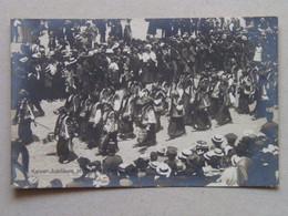 Romania 785  Bukowina Bukovina Bucovina Bauerntypen 1908 Wien - Roumanie