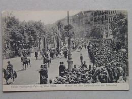 Romania 786  Bukowina Bukovina Bucovina Bauerntypen 1908 Wien - Romania