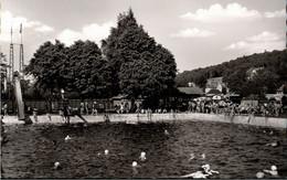 !  Ansichtskarte Bayern Wunsiedel Im Fichtelgebirge, Schwimmbad - Wunsiedel