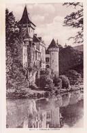 39 - Jura -  Chateau De CLERON - Other Municipalities