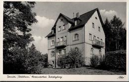 !  Ansichtskarte Bayern Alexanderbad, Pension Waldheim - Autres