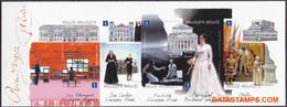 België 2013 - OBP:GCE 3, Black And White Sheet - XX - Opera - Black-and-white Panes