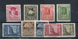 Rodi 1932-33 Yt 49-57 * - Egée (Rodi)