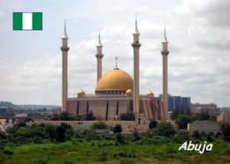 Nigeria Abuja Mosque New Postcard - Nigeria