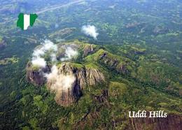 Nigeria Uddi Hills Aerial View New Postcard - Nigeria