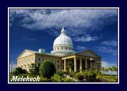 Palau Melekeok Capitol New Postcard - Palau
