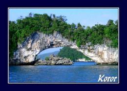 Palau Koror Rock Bridge UNESCO New Postcard - Palau