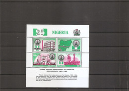 Nigéria ( Bf 6 XXX -MNH) - Nigeria (1961-...)