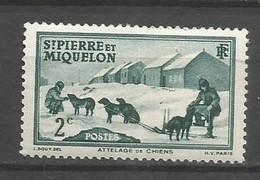 Timbre Colonie Française St Pierre Et Miquelon  Neuf ** N 167 - Unused Stamps