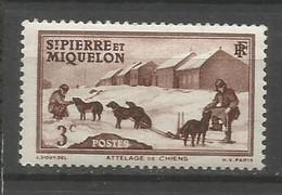 Timbre Colonie Française St Pierre Et Miquelon  Neuf ** N 168 - Unused Stamps