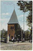 DEUTSCHLAND - SELTEN - BLUMENTHAL I. HANN - ALTER TURM -1918 - Stempel FELDPOST - Autres