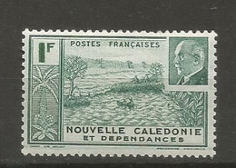 Timbre Colonie Française Nlle Calédonie Neuf * N 193 - Unused Stamps