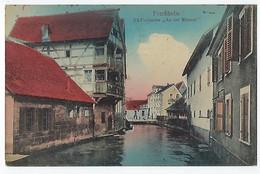 """DEUTSCHLAND - SEHR SELTEN - FORCHHEIM - Alt-Forchheim """" An Der Wiesent"""" - 1929 - Forchheim"""