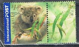 AUSTRALIA AP135 - 2002 Koala With Label Used - Non Classificati