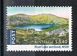 AUSTRALIA MA115 - 2021` $3.40 Wet;ands Used - Non Classificati
