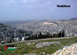 Palestine Nablus City Overview New Postcard Palästina AK - Palestina