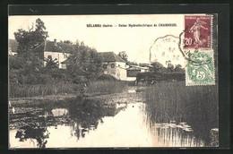 CPA Belabre, Usine Hydroelectrique De Charneuil - Ohne Zuordnung
