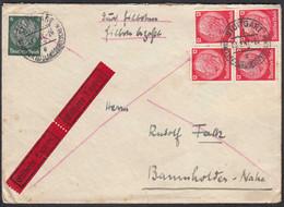 DEUTSCHES REICH 1941 Eilboten Express Brief Nach Baumholder   (65160 - Cartas