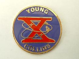 Pin's MISSION GEMINI X - YOUNG / COLLINS - Spazio