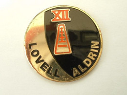Pin's GEMINI XII - LOVELL / ALDRIN - Spazio