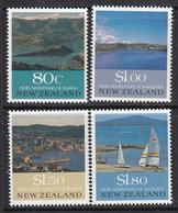 NEW ZEALAND 1990 150 ANNIV. OF EURO SETTLEMENTS SG 1554-7 SET OF 4 MNH. - Ungebraucht