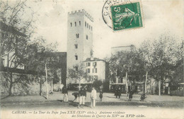 "CPA FRANCE 46 ""Cahors, La Tour"" - Cahors"