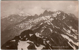 4OP 522 PANORAMA DU BREVENT - Chamonix-Mont-Blanc