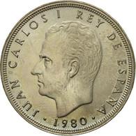 Monnaie, Espagne, Juan Carlos I, 25 Pesetas, 1981, SPL, Copper-nickel, KM:818 - 25 Pesetas