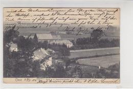 Cleve - Blick A.d. Kapuzinerkloster Vom Tiergartenwald Aus - 1906 - Kleve