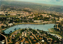 CPSM Yaoundé-Vue Aérienne     L639 - Kameroen