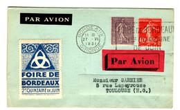 47513 - L'AEROGRAMME N° 2 - 1927-1959 Storia Postale