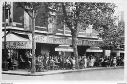 Photo Cpsm à Identifier : TABAC CAFE FRANCAIS Maison Feydel, Bière Graff - Cafés