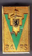 84° RS. 84° Régiment De Soutien. émail Grand Feu. AB.2297. Attache Non D'origine. - Esercito