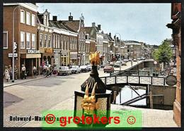 BOLSWARD Marktstraat 1981 - Bolsward