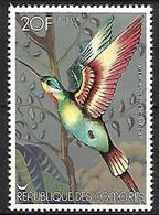 Comores - Comoro Islands - MNH ** 1978 :   Olive Bee-eater  -  Merops Superciliosus - Andere