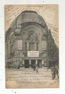 Cp , DEKA UNIVERSALA KONGRESO ESPERANTO , GAUMONT PALACE , Paris , 1914 , Voyagée - Esperanto
