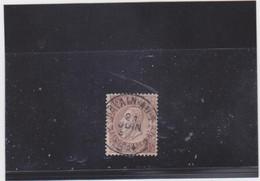 Belgie Nr 49 Comblain-au-Pont - 1884-1891 Leopold II