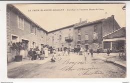 Au Plus Rapide La Croix Blanche Sologny Carrefour Ancienne Rte De Cluny - Other Municipalities
