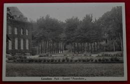 "CPA 1938 Lanaken - Park - Kasteel ""Pietersheim"" - Lanaken"