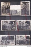 Fixe Pytranée La Flèche Sarthe Remise Prix Général Revers ORA Indochine * Général Piollet Lot 7 Photos - War, Military